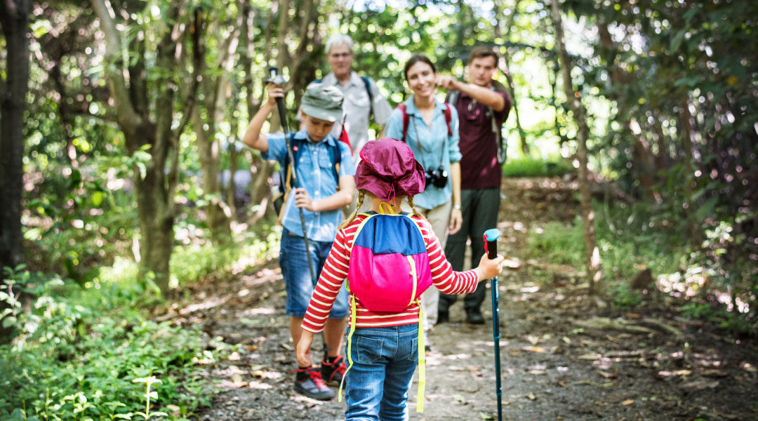 5 Things to Remember When Trekking with Children