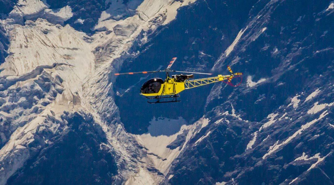 Importance of Medical Airlifting While Trekking